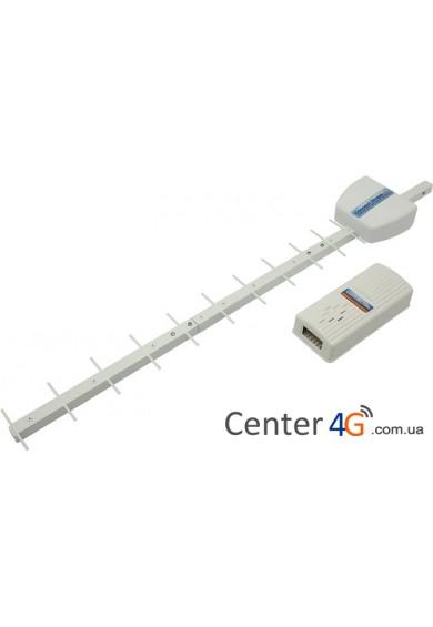 """Купить Усилитель 3G 4G GSM сигнала для USB-модема РЭМО """"Connect Street """""""