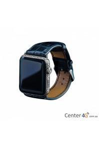 Apple Watch 4 24kt Skull Watch