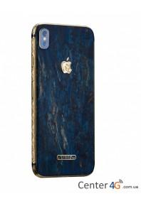 Iphone Blue Ornate Duke X