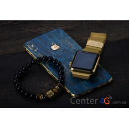 Iphone Blue Ornate Duke Xr
