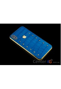 Iphone Blue Princess X