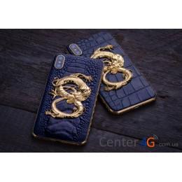 Iphone Ostrich Ruby Monarch X