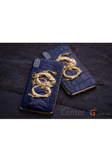 Купить Iphone Ostrich Ruby Monarch X