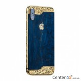Iphone Wooden Ornate Aristocrat X