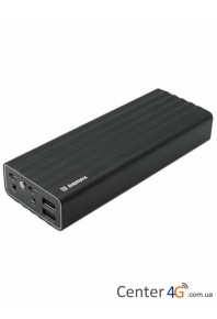 Power Bank 20000 mAh Remax Rp-V20 Vanguard Black