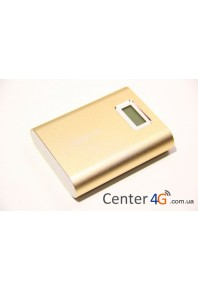 Power Bank iMAX 20000 mAh с дисплеем A-96 gold