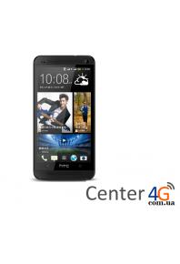 HTC One 802d 32Gb Black  двухстандартный 3G Смартфон