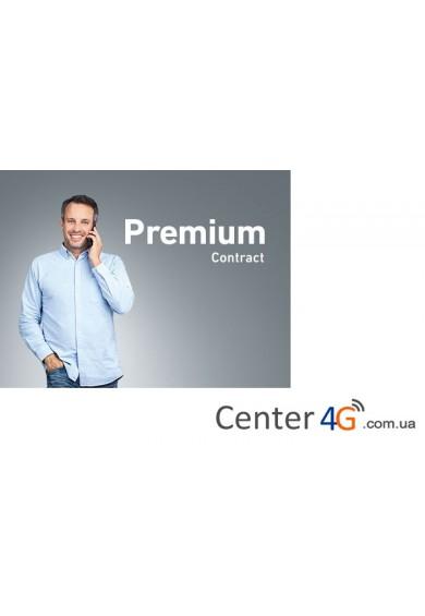 """Купить Тарифный план Lifecell """"Premium Contract"""""""