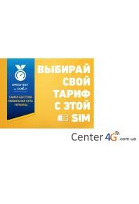 Lifecell Бриллиантовый VIP номер 063 7777004