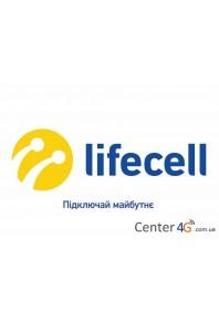 Стартовый пакет lifecell «Для служб такси»