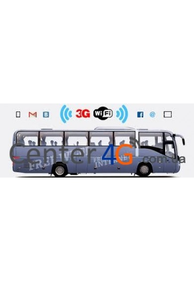 Купить Установка 3G интернета в транспорте