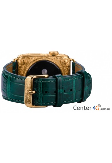Купить Ремешок Apple Watch Emerald Strap