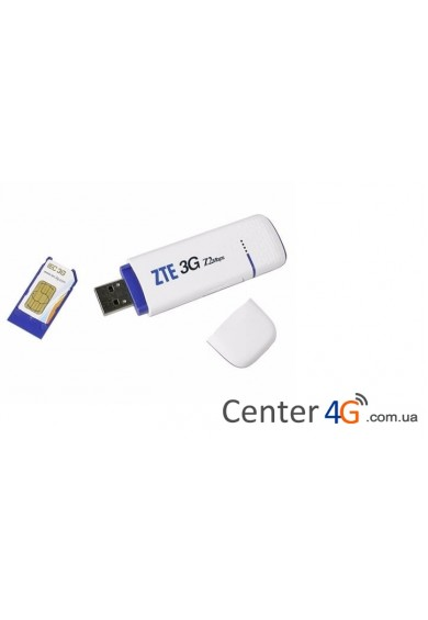 Купить ZTE MF110 3G GSM модем