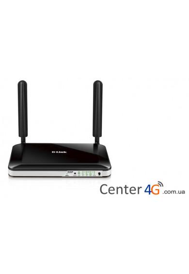 Купить D-Link DWR-922 3G 4G GSM LTE Wi-Fi Роутер