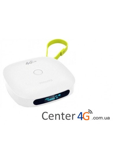 Купить Philips PAC030 4G LTE Wi-Fi Роутер