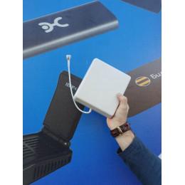 Антенна планшетная для усилителя 3G 4G сигнала GSM LTE 8 dbi