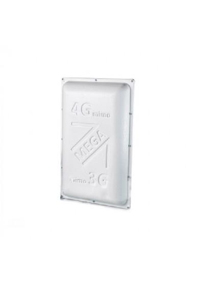 Купить 3G 4G Антенна универсальная 4GMega MIMO 2x18db Lifecell Kyivstar Vodafone