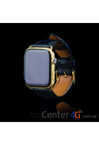 Apple Watch 4 24kt Monarch Counsel