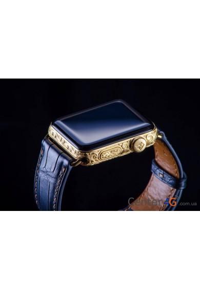 Купить Apple Watch 2 24kt gold Aurum Edition