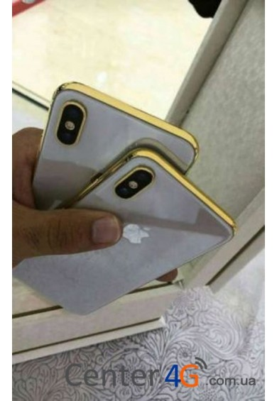Купить IPhone X 256GB 24k Gold
