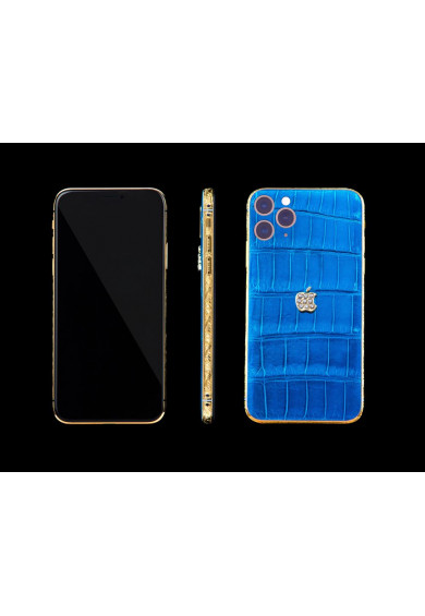 Купить Iphone 11 Pro MAX Azure Queen Diamond