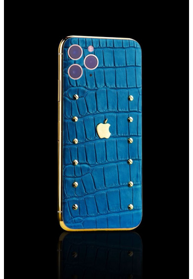 Купить Iphone 11 Pro MAX Blue Princess