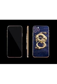 Iphone 11 Pro Crocodile Ruby Monarch