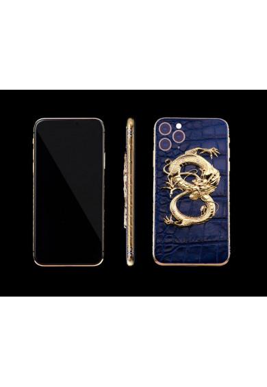 Купить Iphone 11 Pro Crocodile Ruby Monarch