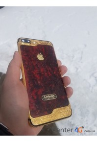 Iphone 8 Ornate Aristocrat Red 128GB