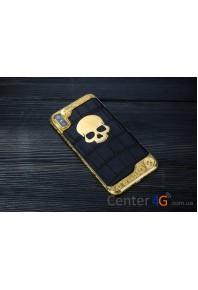Iphone Ornate Skull X