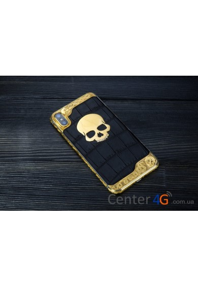 Купить Iphone Ornate Skull Xr