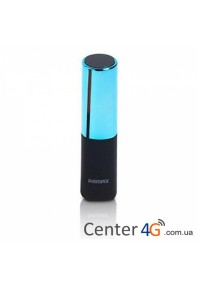 POWER BANK REMAX LIPSTICK RPL-12 2400MAH BLUE