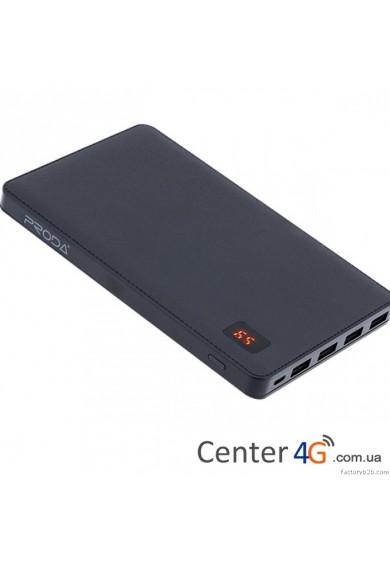 Купить Power Bank REMAX Proda Notebook 30000mAh Black