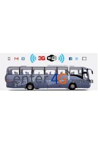 Установка 3G интернета в транспорте